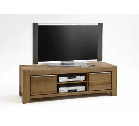 tv kommode lowboard nena wildeiche massiv 2767 exklusiv. Black Bedroom Furniture Sets. Home Design Ideas